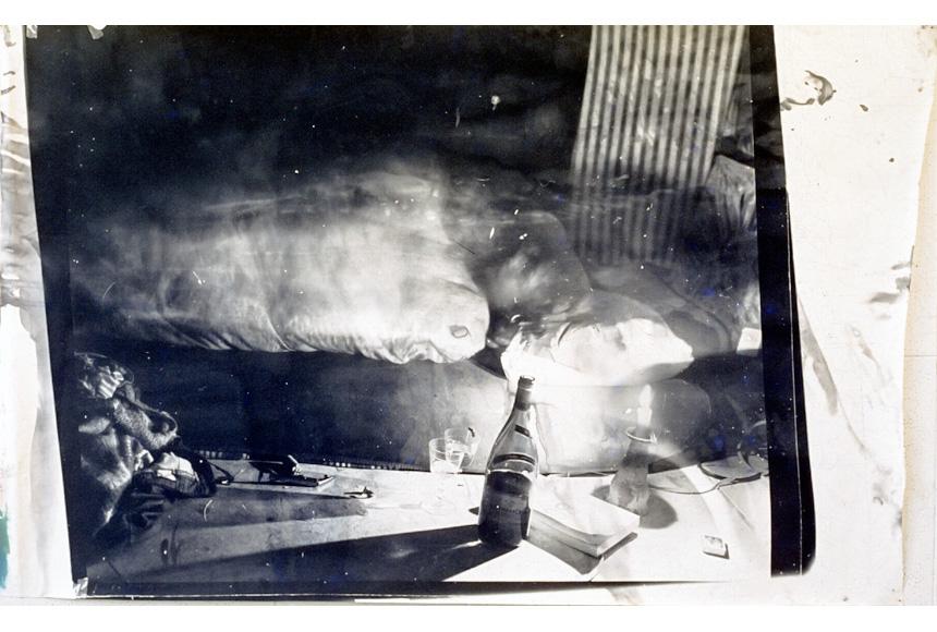 Mein bett bei nacht-1980